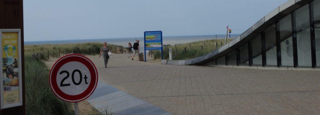 strandhuisjeskieywest parkeren